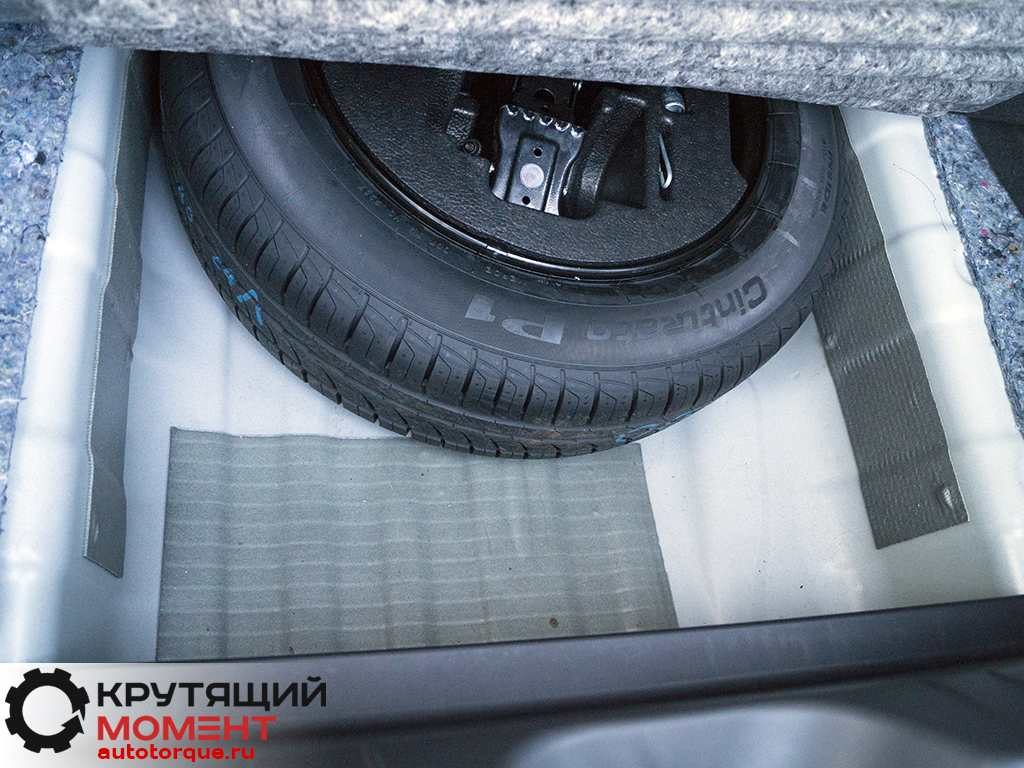 Vesta багажник