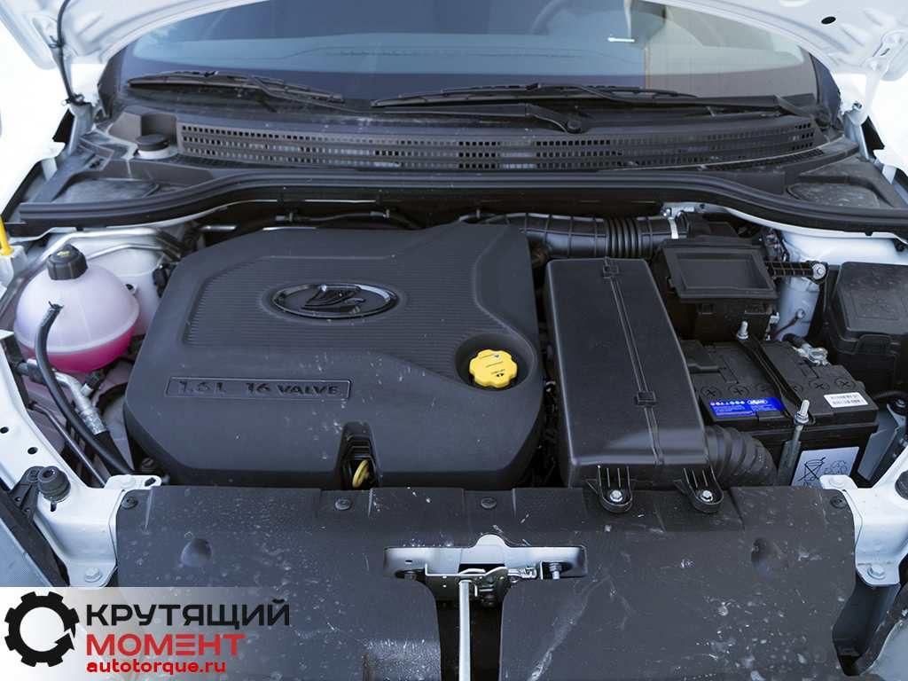 Lada Vesta мотор 1.6