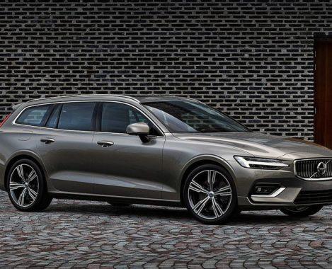 Volvo все же привезет в Россию универсал V60, правда только в версии Cross Country