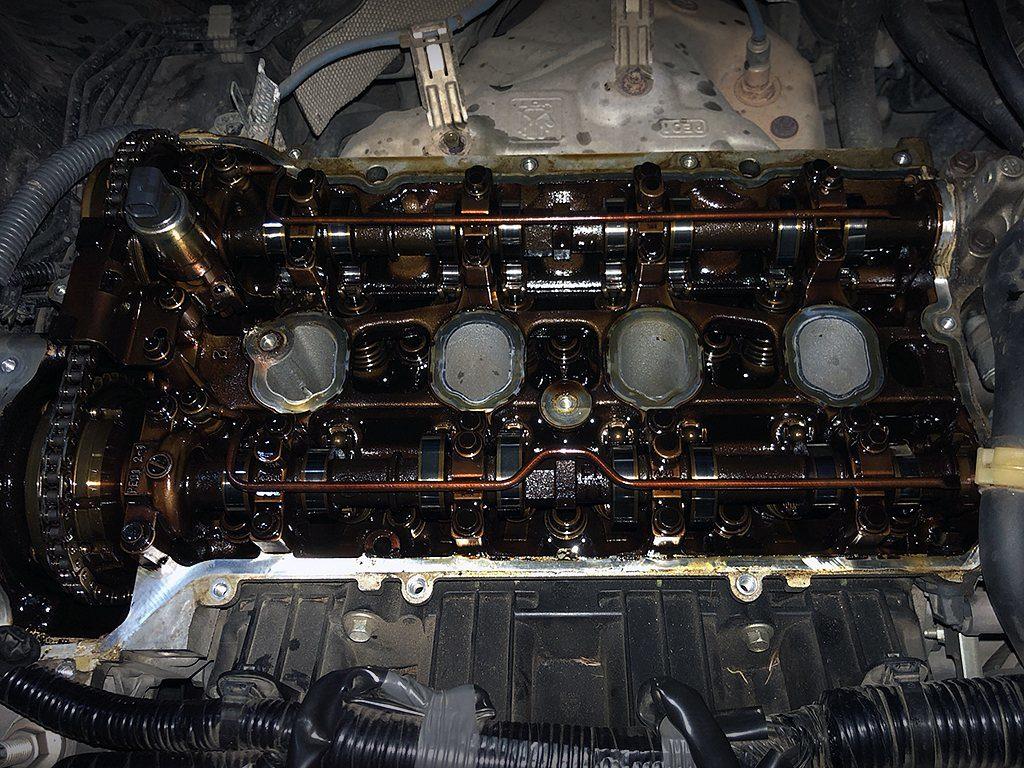 грм SkyActiv Mazda cx-5
