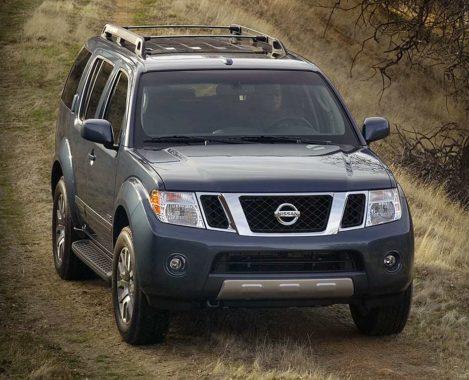 Nissan Pathfinder Y51