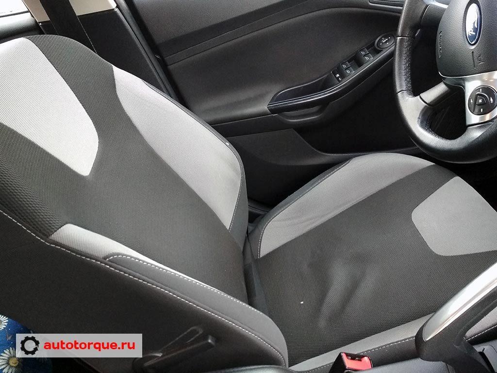 водительское сиденье износ 100 ткм focus 3