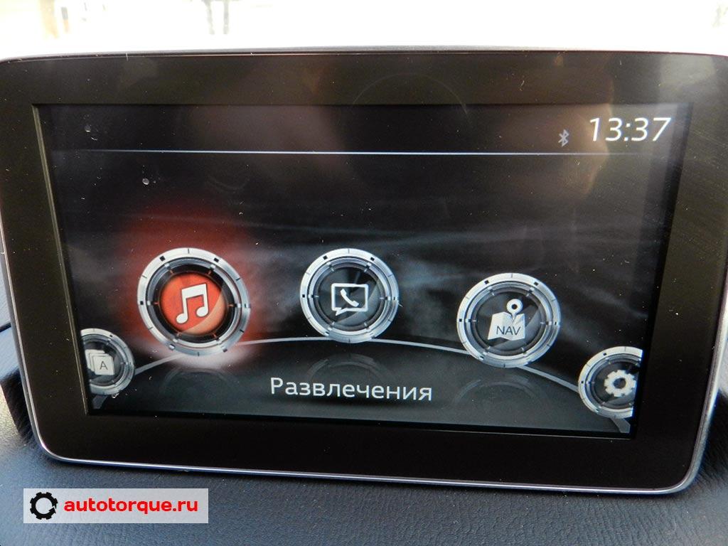 Mazda-3-BM-мультимедийная-система-развлечения