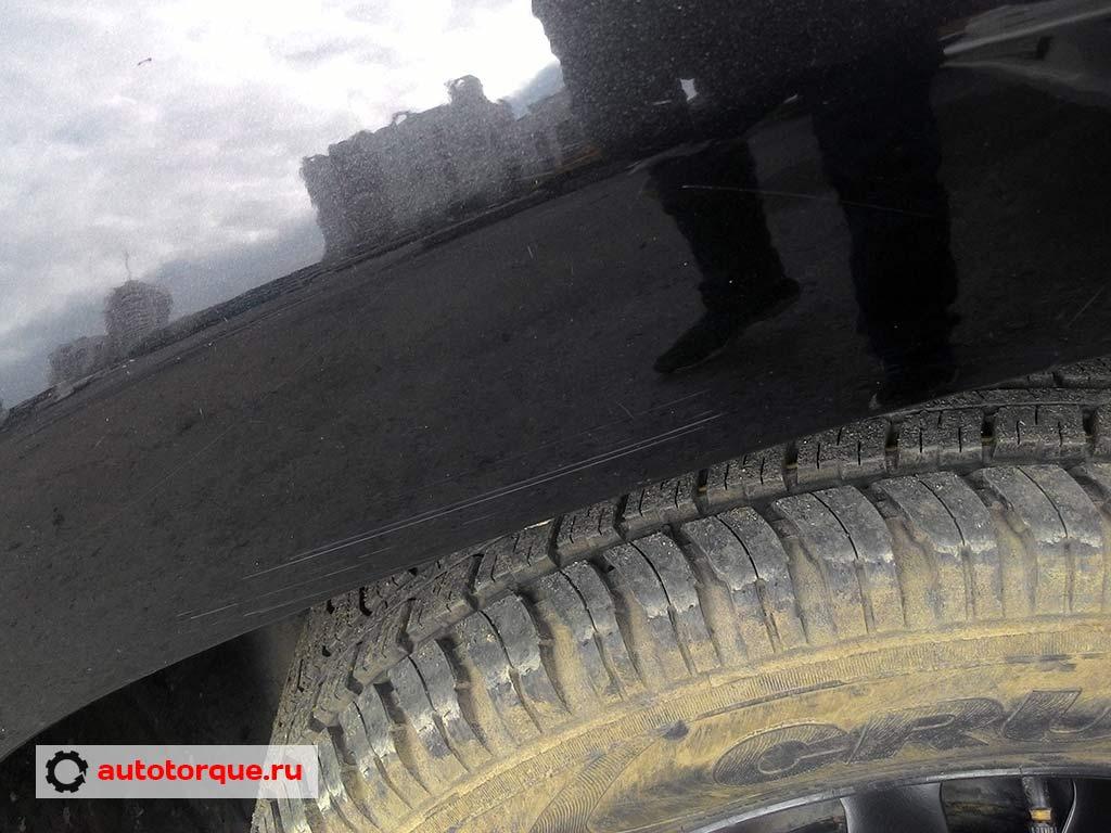 Renault-Duster-царапины-на-кузове
