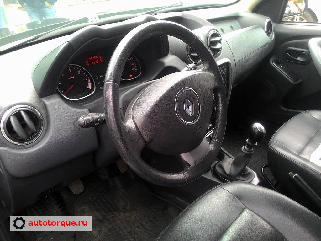 Renault-Duster-салон-кожаный