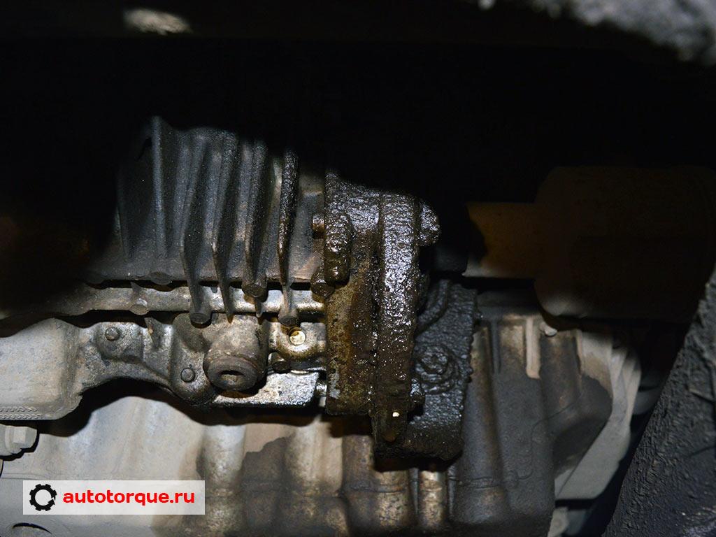 Renault-Duster-течь-раздатки