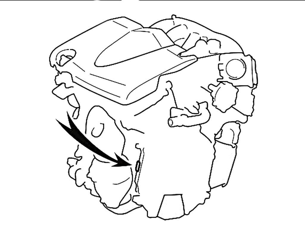 2GR-номер-двигателя-схематично