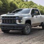Silverado HD в версии Work Truck
