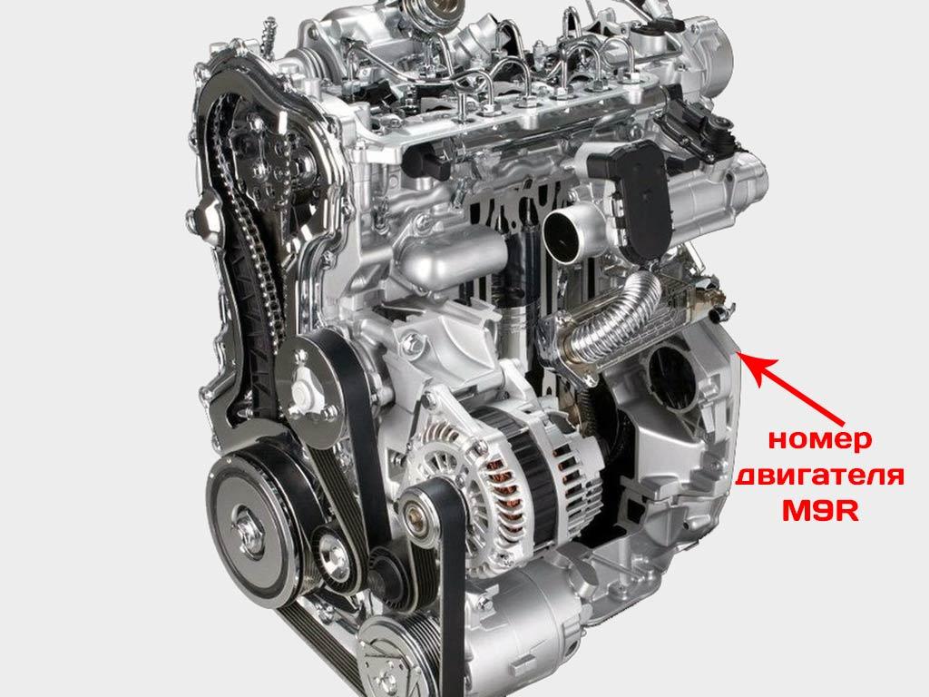 номер-двигателя-дизель-M9R-общее