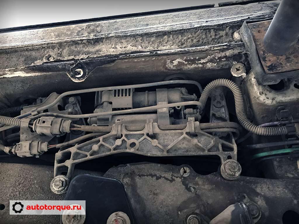 компрессор-пневмоподвески-Volkswagen-Touareg-2