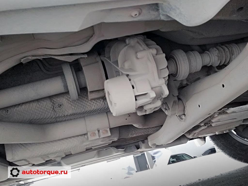 раздатка-Volkswagen-Touareg-2