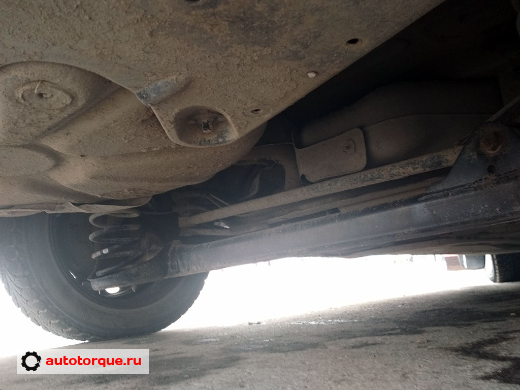 Volkswagen-Jetta-6-балка-задняя-подвеска