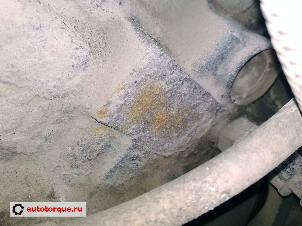 номер двигателя k4m renault коррозия