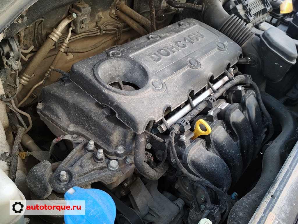 мотор g4ke 2-4