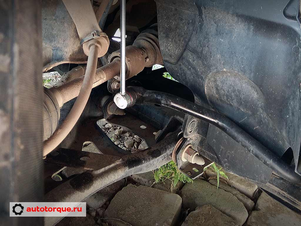 renault kaptur передняя подвеска