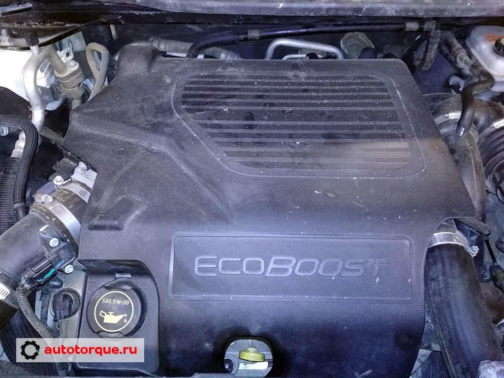 ford explorer 5 ecoboost-pod-kapotom