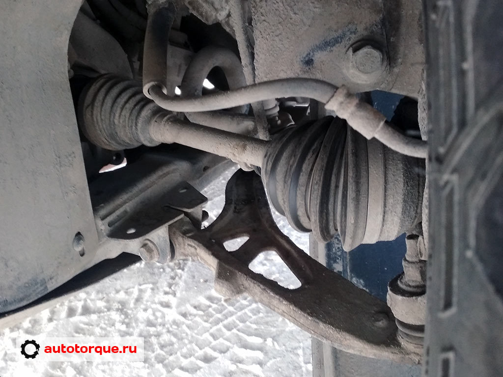 ford explorer 5 передняя подвеска рычаг