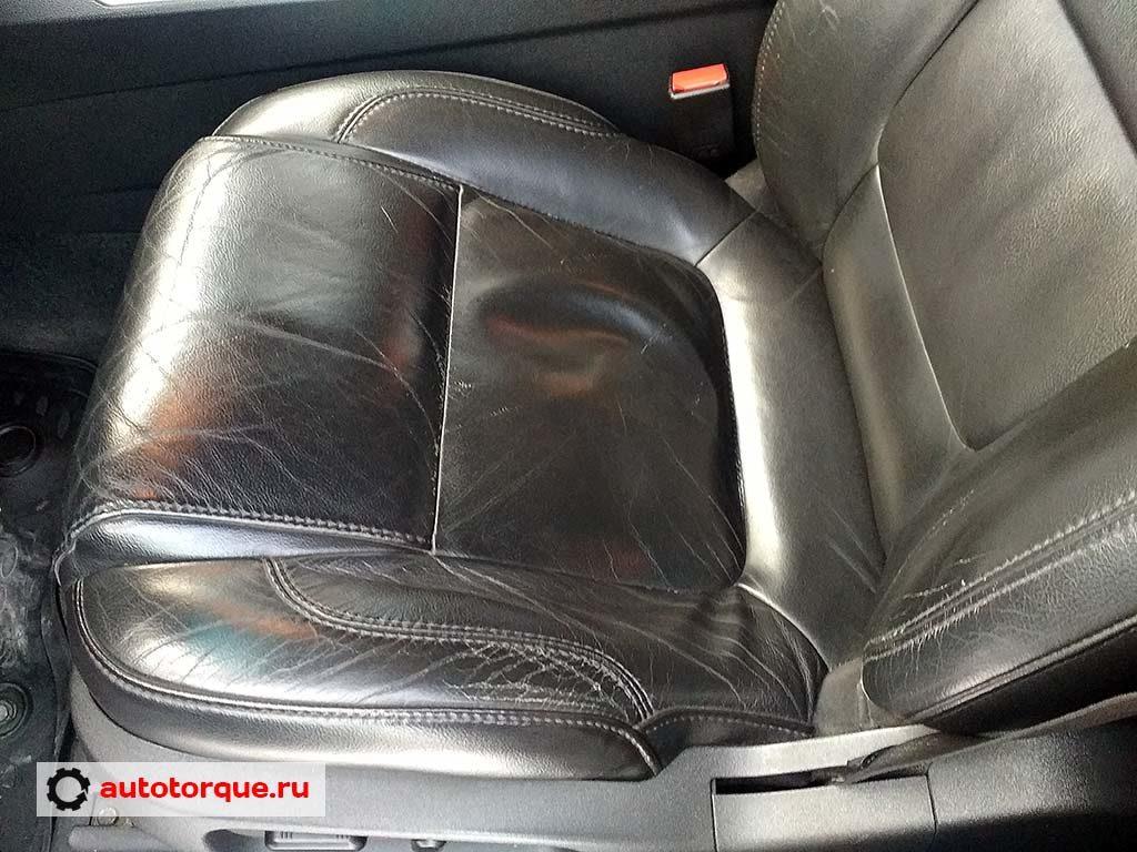 ford explorer 5 водительское кресло