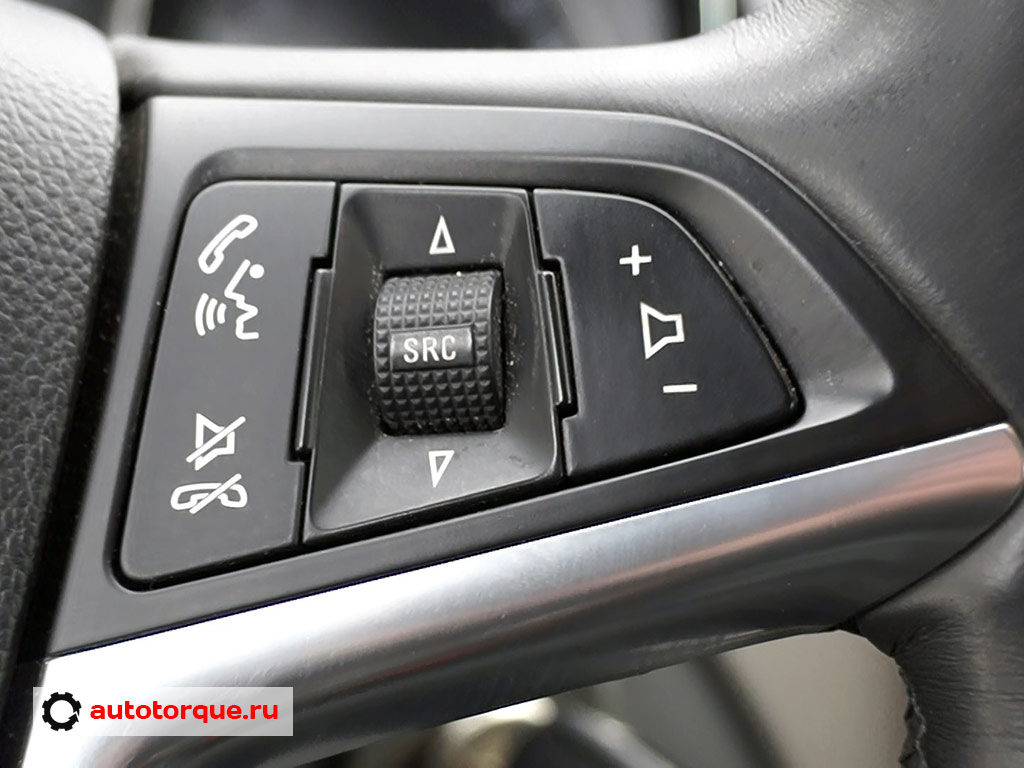Opel Insignia мультируль