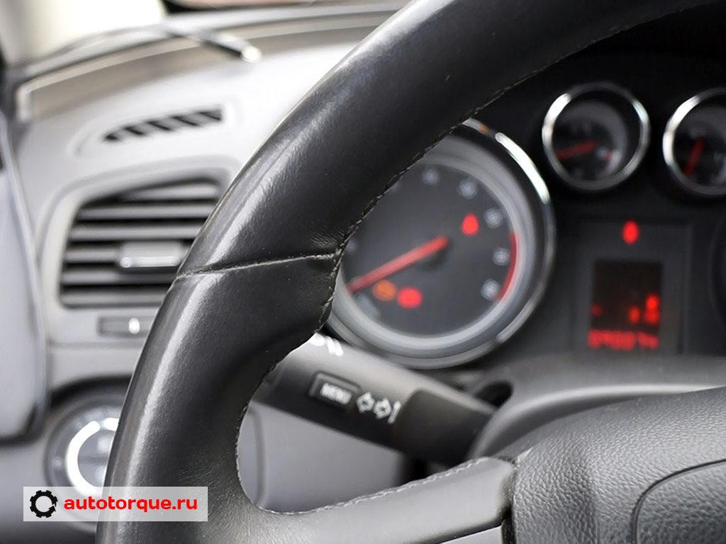 Opel Insignia руль на 90000 км