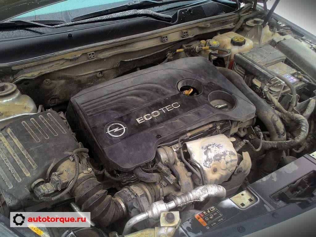 Opel Insignia A16XHT