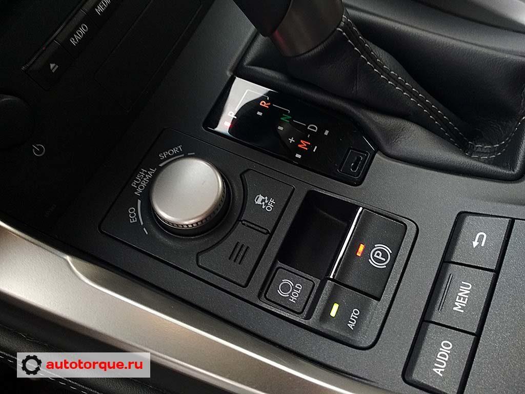 Lexus NX шайба мультимедийной системы
