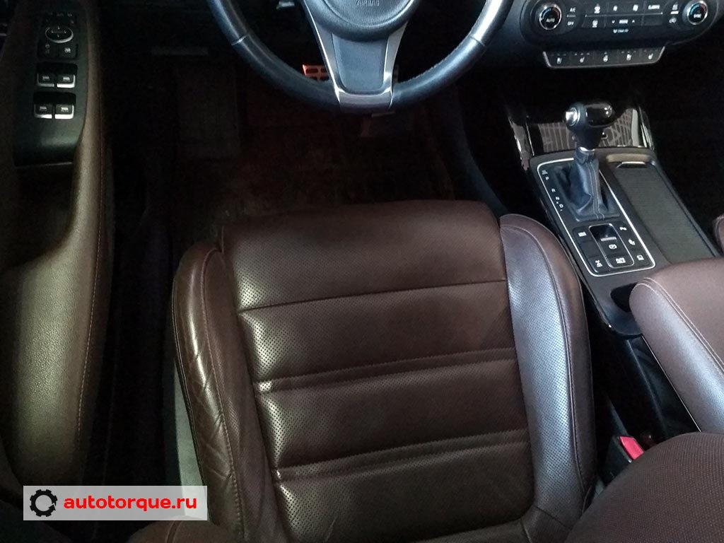 Kia-Sorento-3-Prime-водительское-кресло