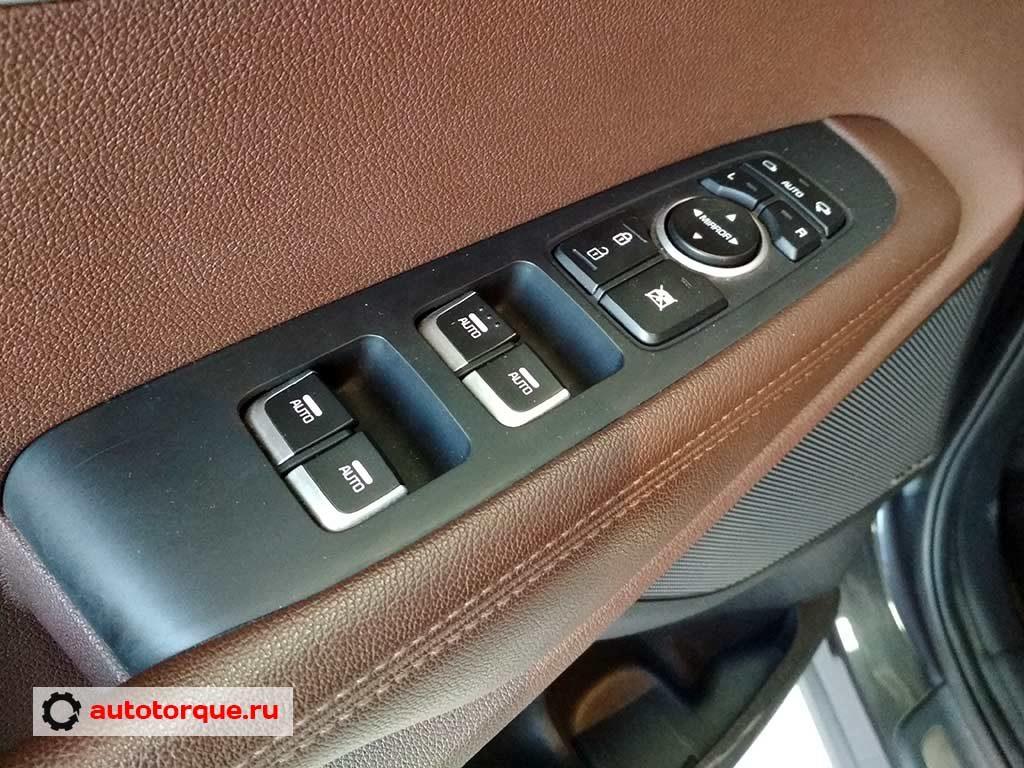 Kia-Sorento-3-Prime-обшивка-водительской-двери