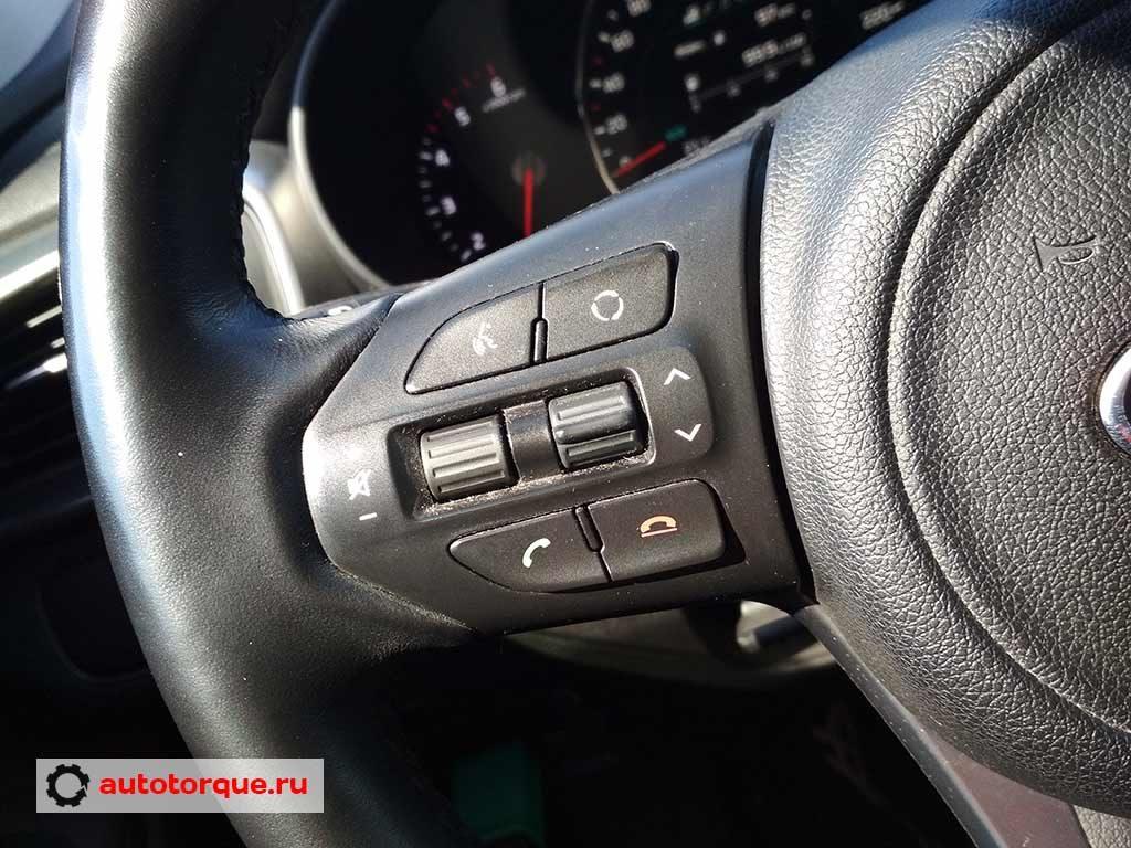 Kia-Sorento-3-Prime-руль-и-кнопки