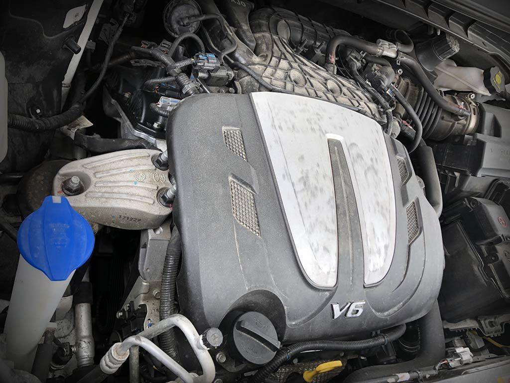 Kia-Sorento-3-Prime-V6-под-капотом