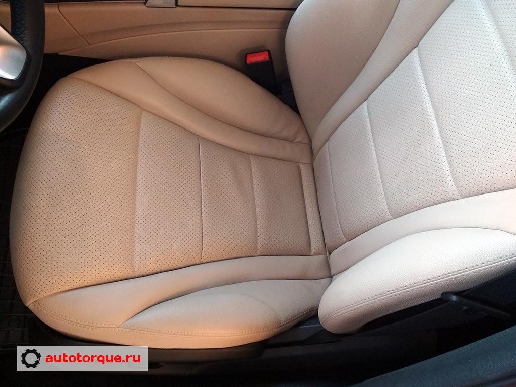 Mercedes-Benz-C-klasse-W205-водительское-сиденье