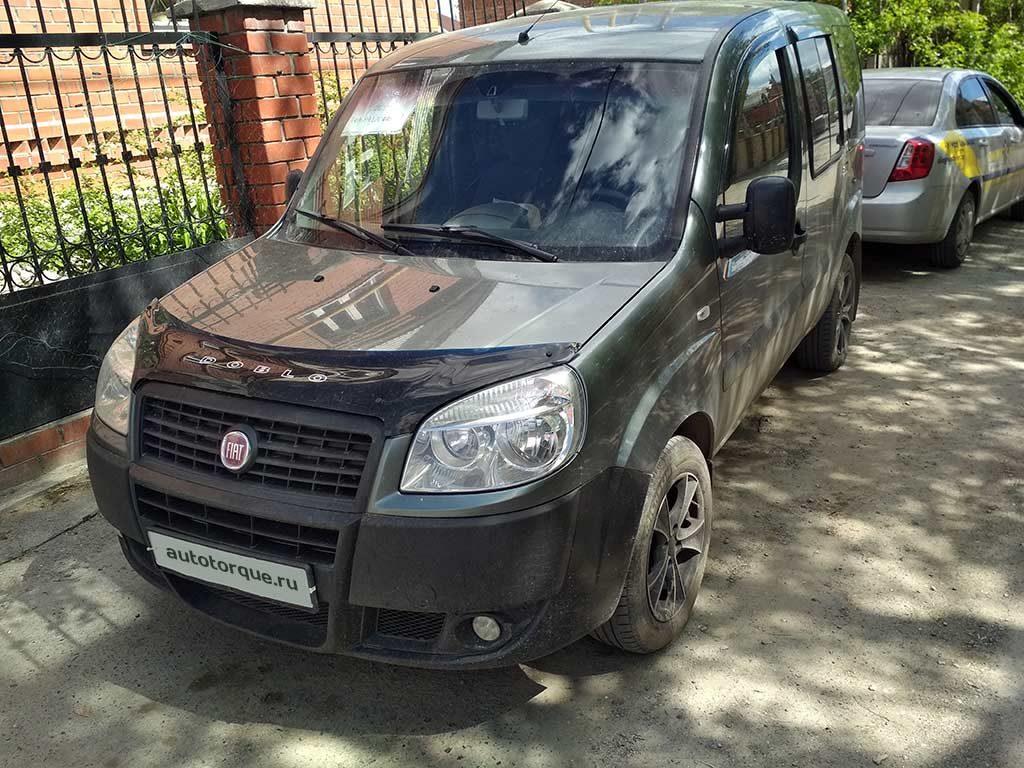 Fiat Doblo 1 поколения