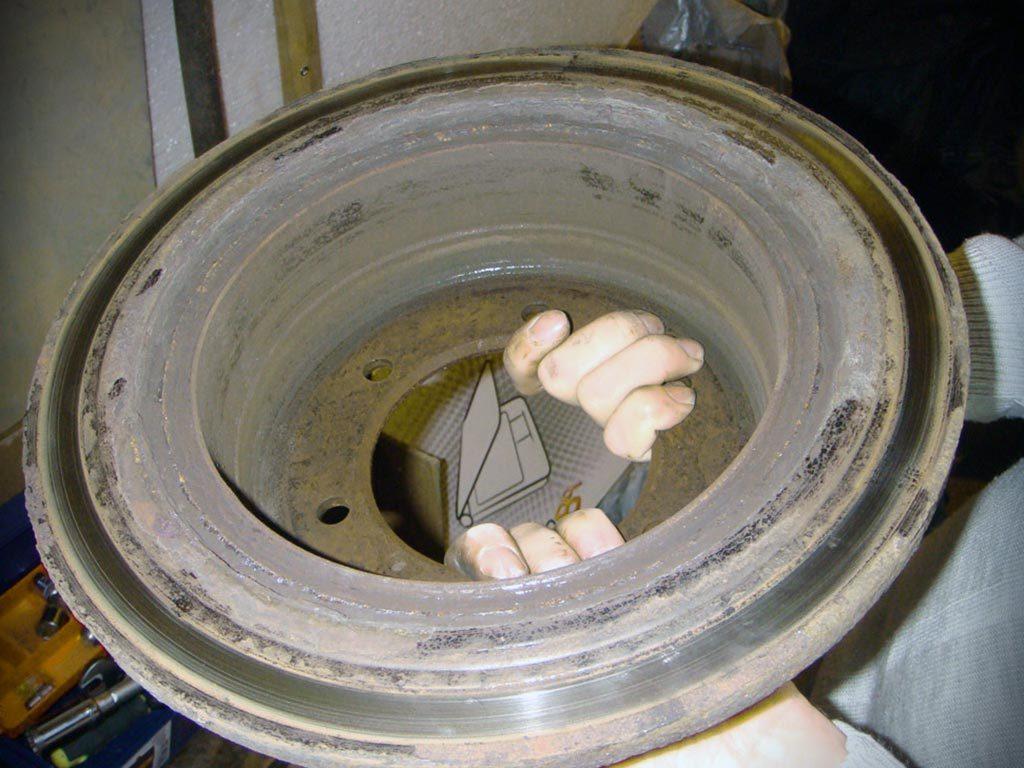 3 торм диск