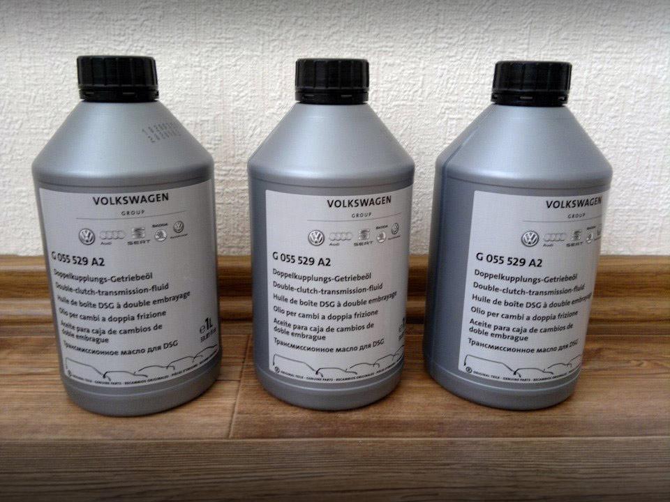 масло для DSG