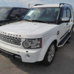 Land Rover Discovery 4 главная