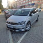 Volkswagen Touran 3 из Европы